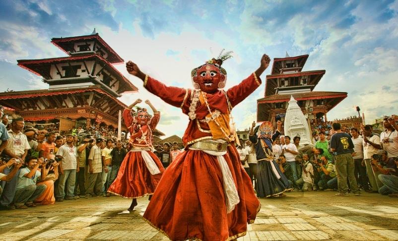 Festival-of-Nepal